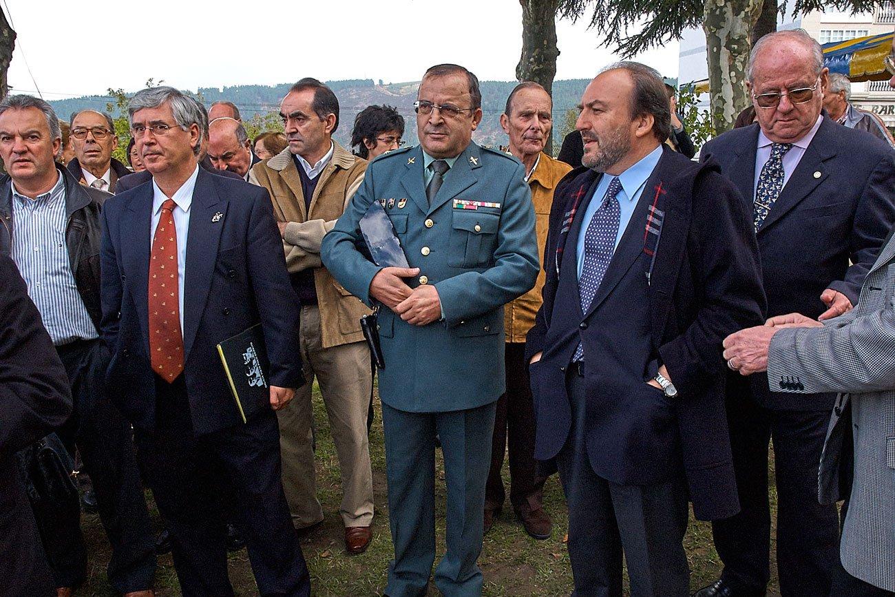 Galicia vista polo dereito