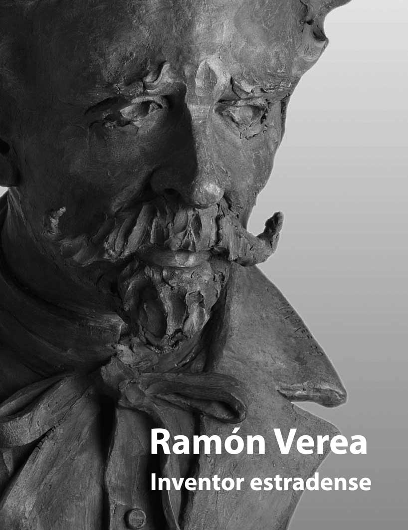 Ramón Verea - inventor Estradense