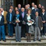 """Presentación """"En Galego agora e sempre"""" 2010"""