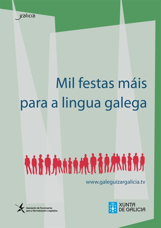 Mil festas máis para a lingua galega