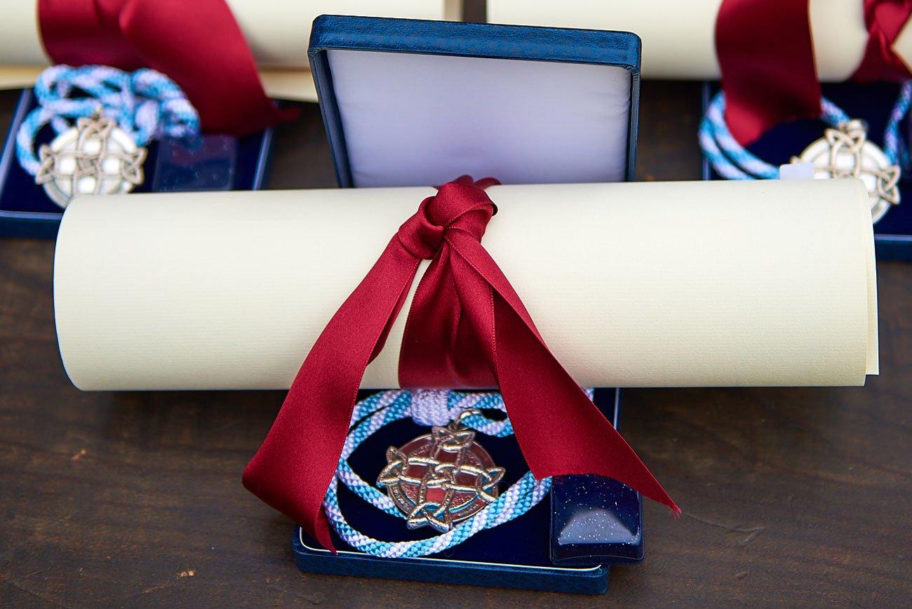Medalla Lois Peña Novo