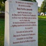 Homenaxe a Xosé Fariña Jamardo