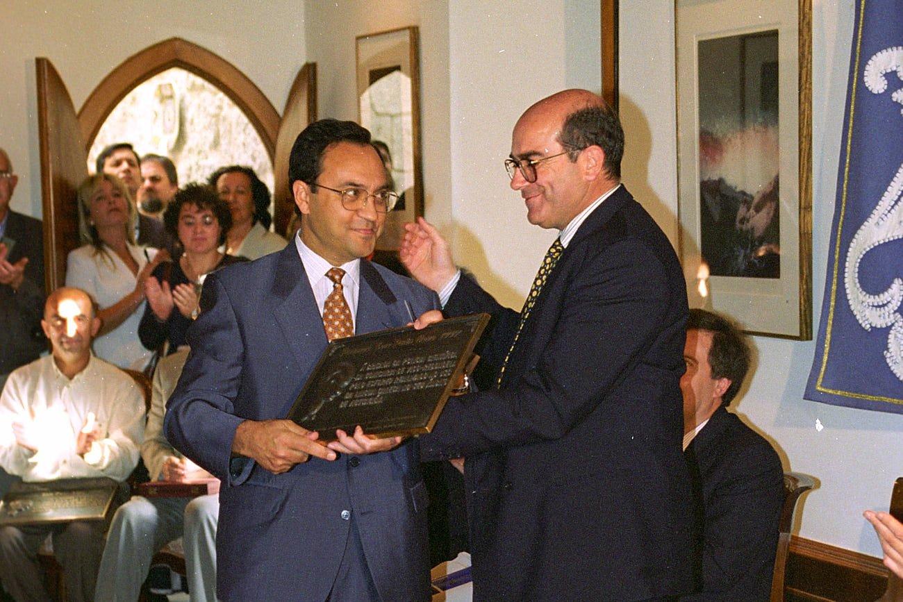 Premios Lois Peña Novo 1997