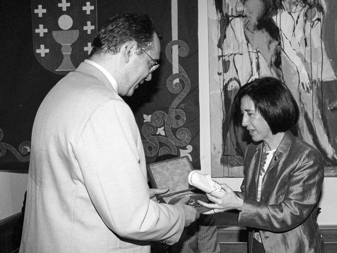 Premios Lois Peña Novo 2002