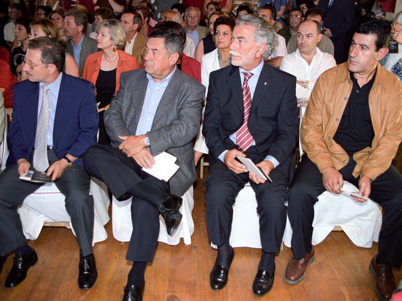 Premios Lois Peña Novo 2003