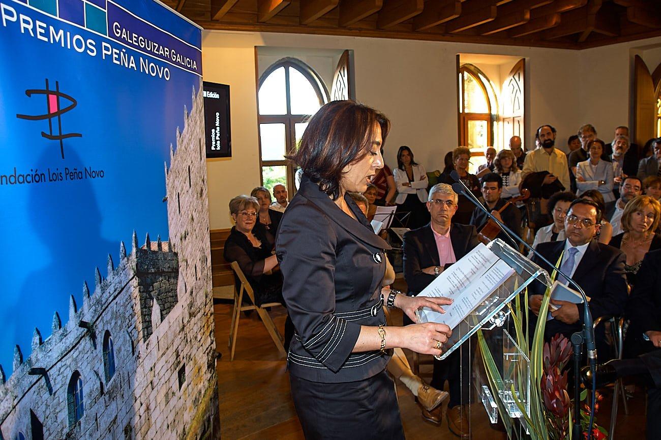 Premios Lois Peña Novo 2007
