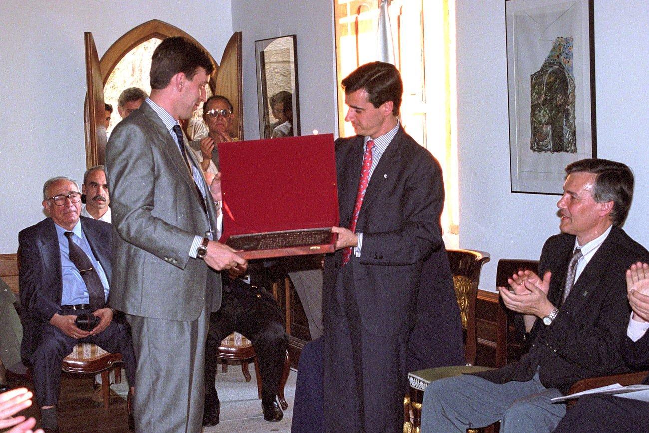 Premios Lois Peña Novo 1996