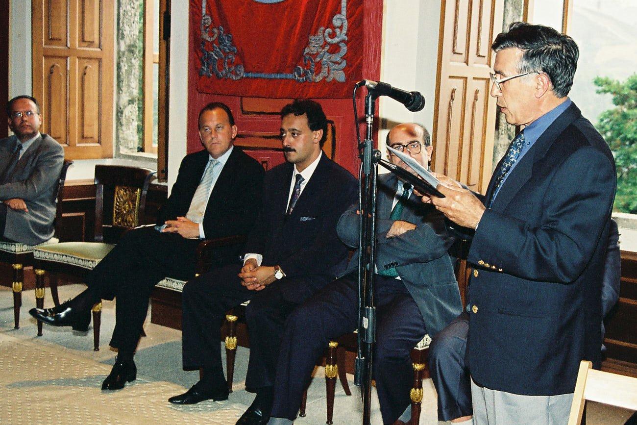 Premios Lois Peña Novo 1995