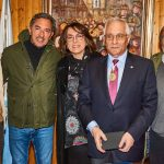 Medalla de Ouro do concello de Mondariz-Balneario ao Foro E. Peinador