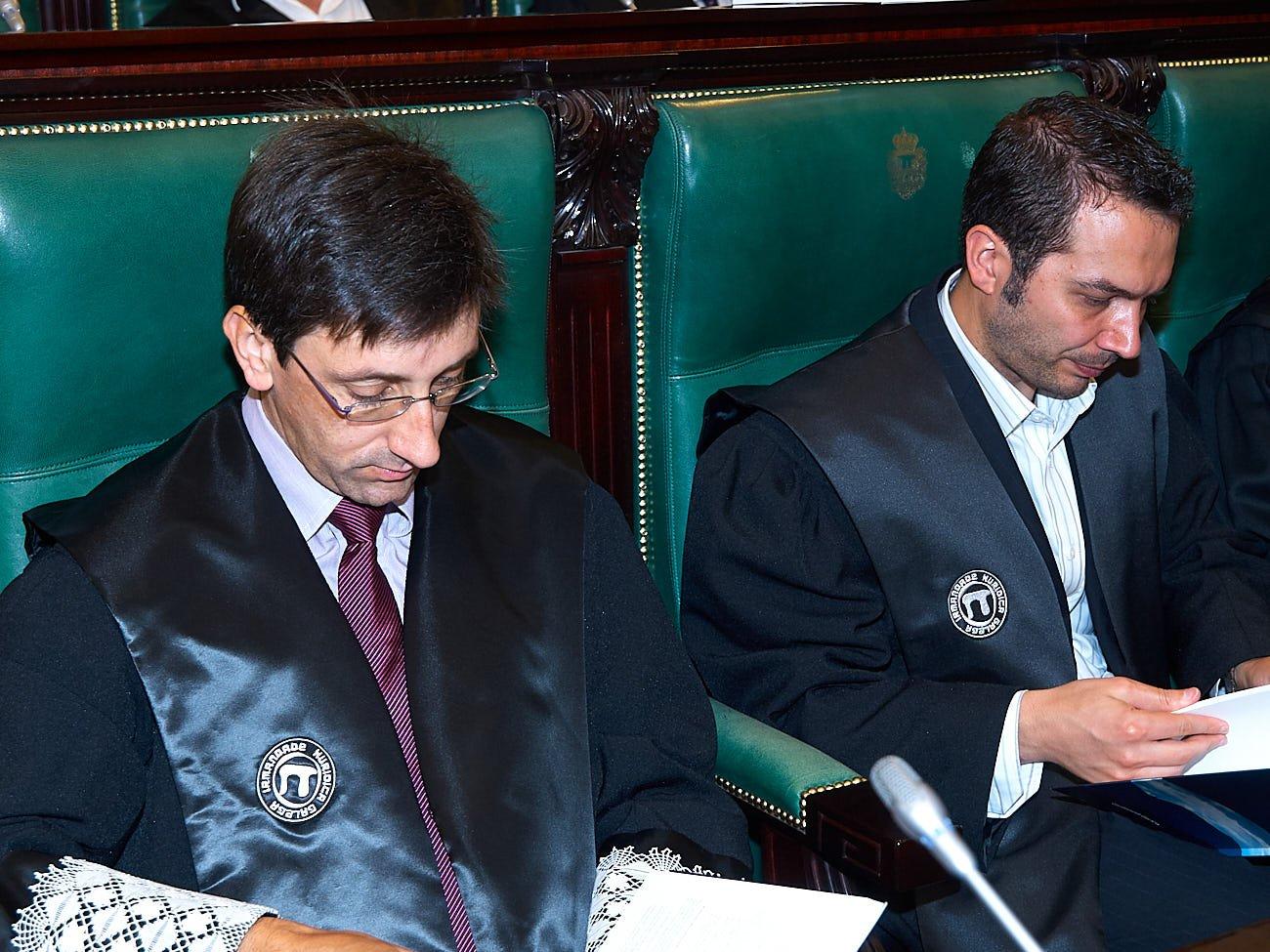 IV asemblea da Irmandade Xurídica Galega IXUGA