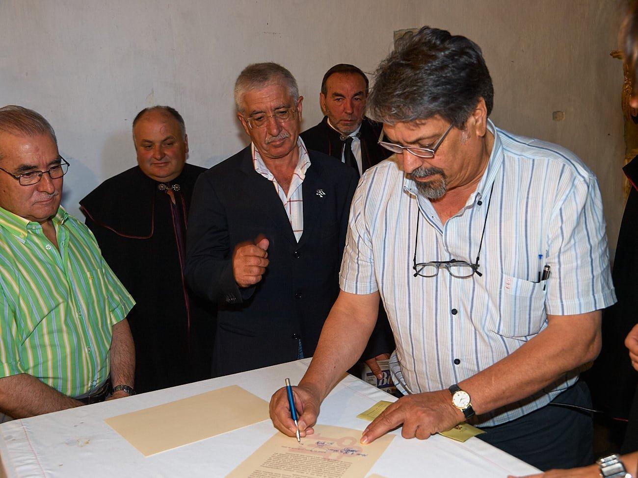 Xuices Honorarios 2010 Couto Mixto