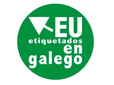 Eu etiquetado en galego