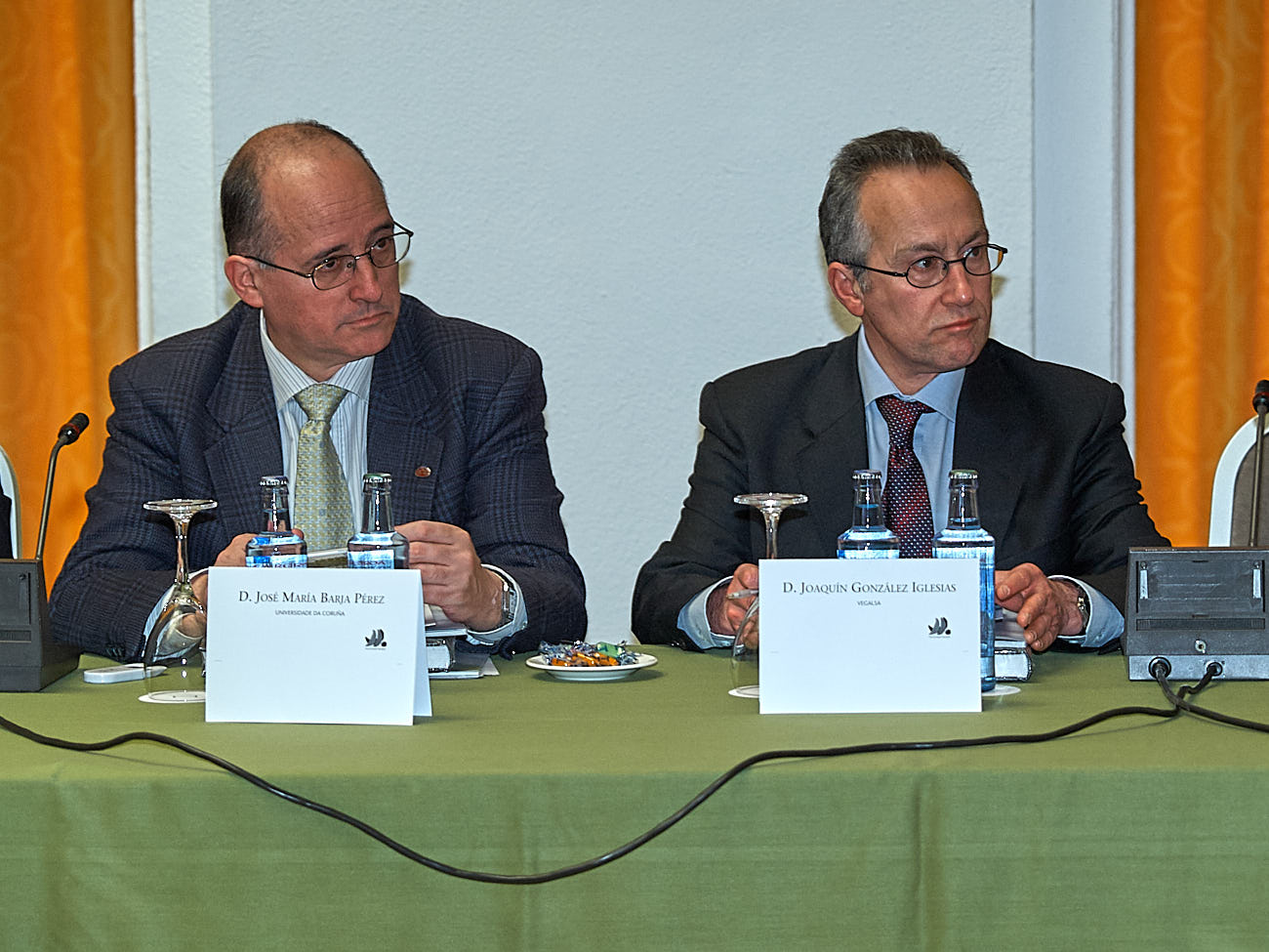 Foro Economía e Identidade celebrado na Toxa - Foro Peinador 20/02/2009