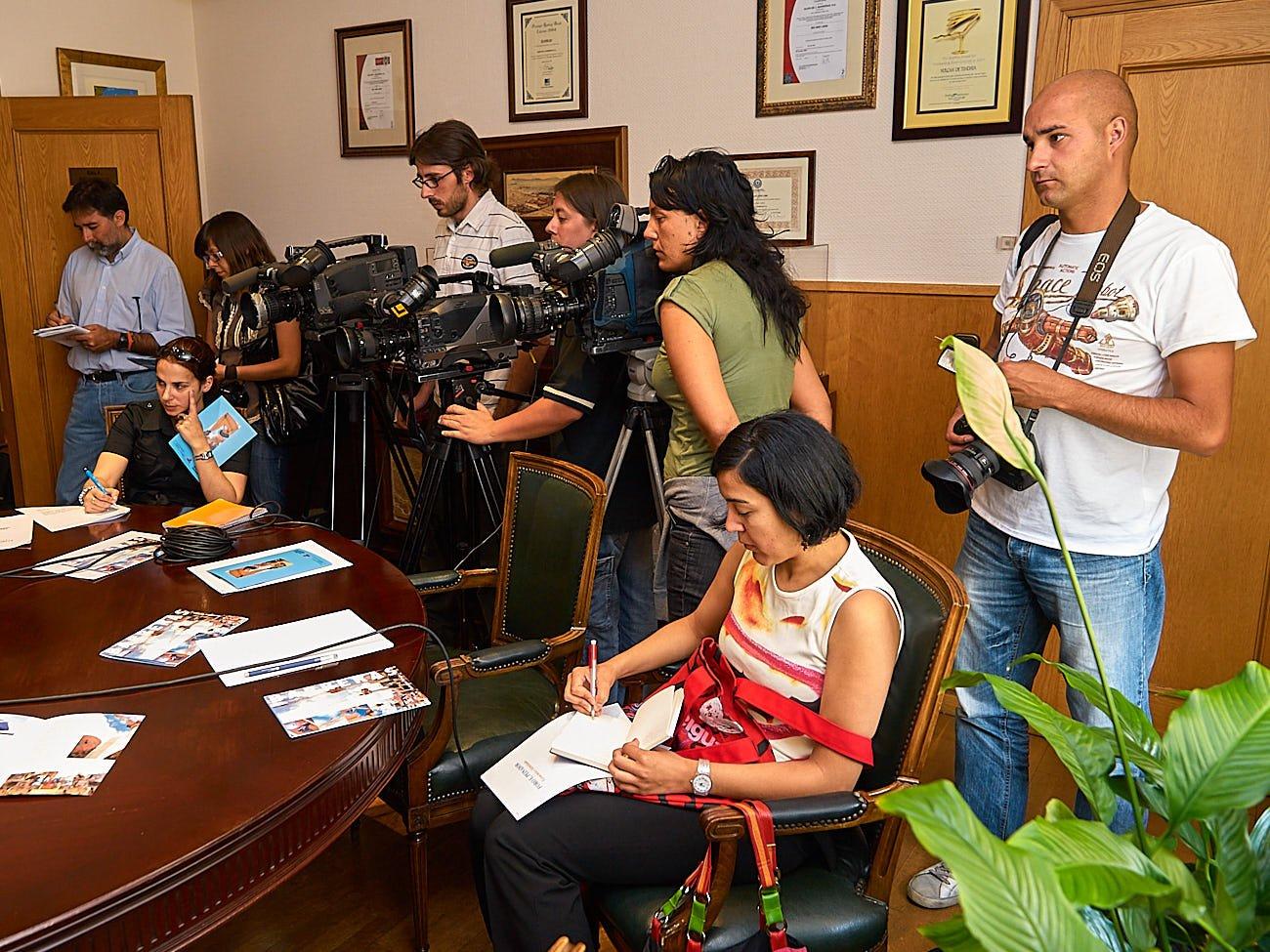 Encontro do Foro- Foro Peinador 1-7-2008