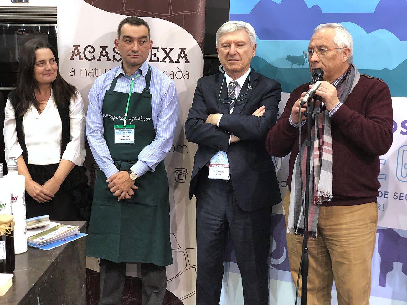 SABORES CO NOSO ACENTO - Foro Peinador 02/02/2018