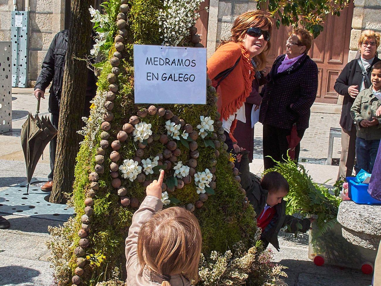 Maios en Leiro 2010 Alvaro das Casas