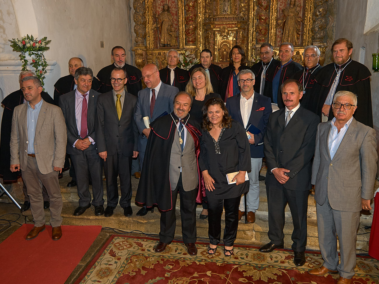 Xuices honorarios 2014