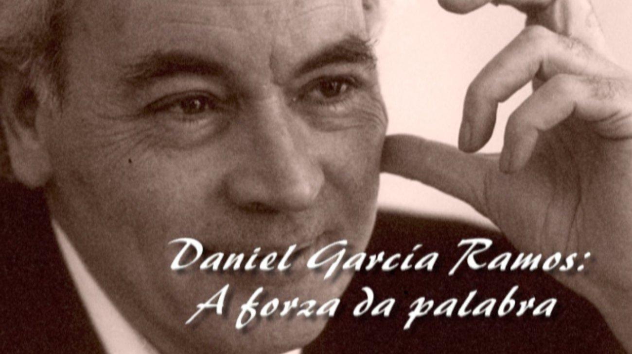 Daniel Garcia Ramos, a forza da palabra