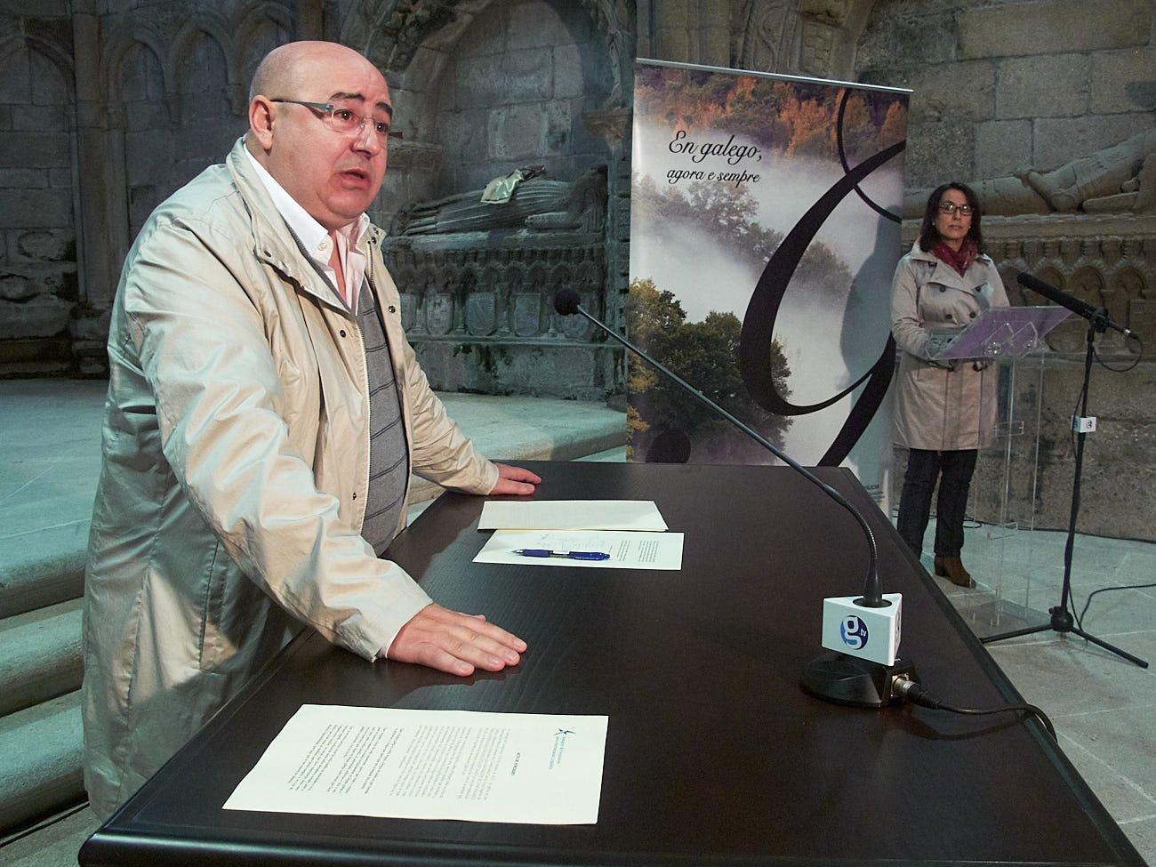 DIA DA RESTAURACIÓN DA MEMORIA LINGÜÍSTICA DE GALICIA