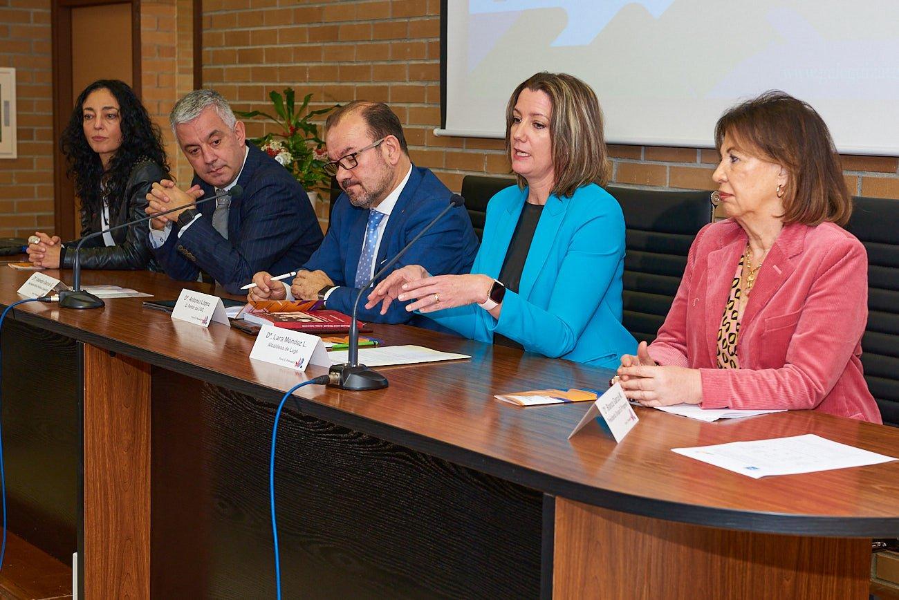 Homenaxe ao empresario D. Antonio Fernández López