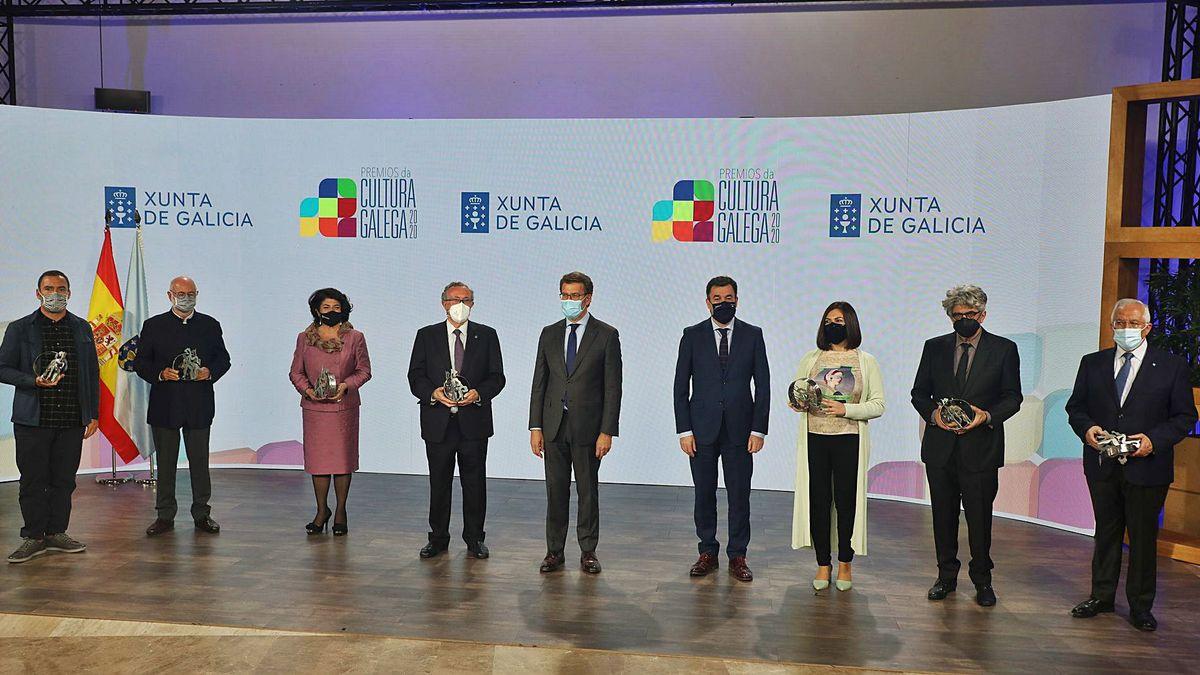 Os Premios da Cultura Galega